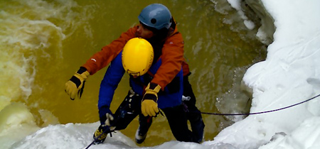 Winter Technical Rescue
